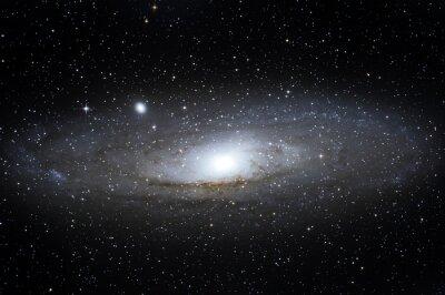 Naklejka Galaktyka Andromedy M31