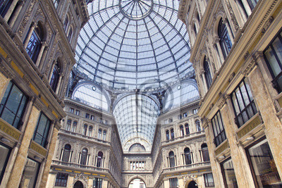 Galeria Umberto I w Neapolu