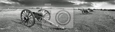 Naklejka Gettysburg Battlefield