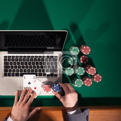 Graczem w pokera online