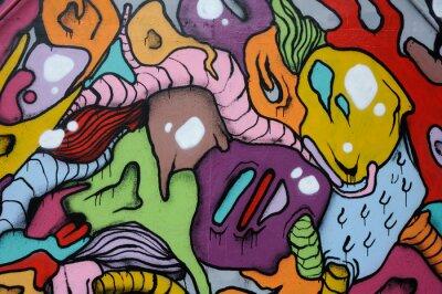 Naklejka Graffiti 8