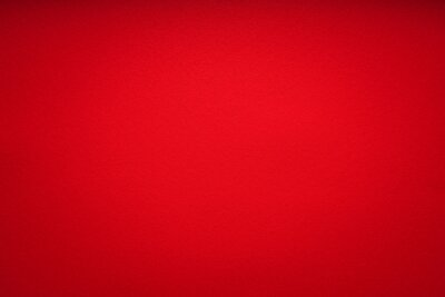 Naklejka Grain dark red paint wall or red paper background or texture