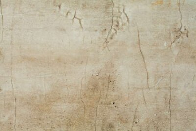 Naklejka Gray weathered wall texture. Old Background with crack