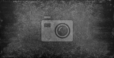 Naklejka Grunge dark grey stone texture background