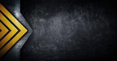 Naklejka grunge metalowy wzór tła