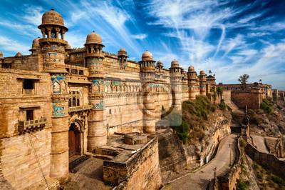 Naklejka Gwalior Fort