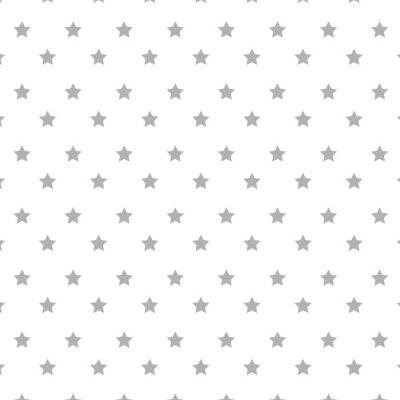 Naklejka gwiazdy ikona wzór tła ilustracji wektorowych projektowania