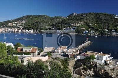 Hafen w Port d'Alcudia, Majorka