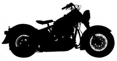 Naklejka Harley