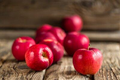 Naklejka Jabłka