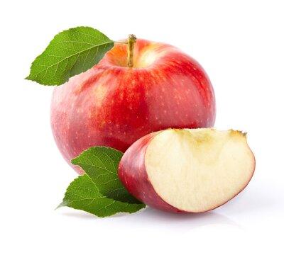 Naklejka Jabłko z plasterka