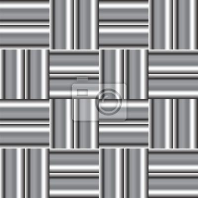 Naklejka Jednolite sprawdzone wzór