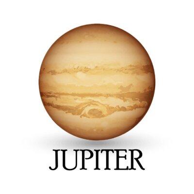 Naklejka Jowisz