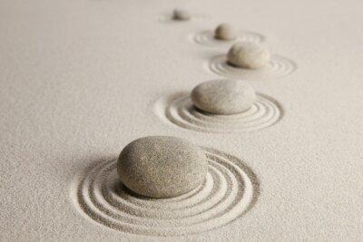 Naklejka kamienie