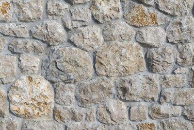 Naklejka Kamienna ściana