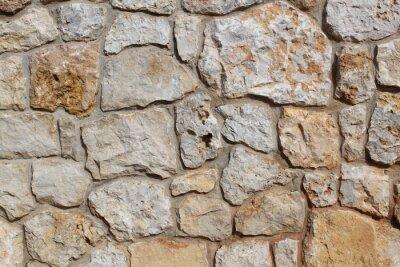 Naklejka Kamienny mur