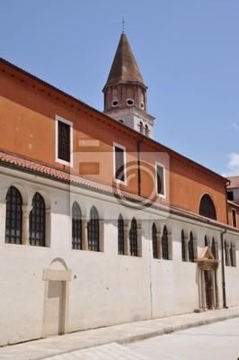 Kirche des heiligen simon w Zadarze