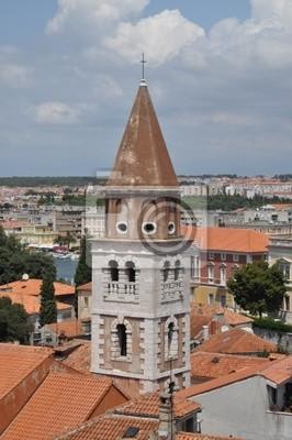 Kirche des hl. Simon w Zadarze