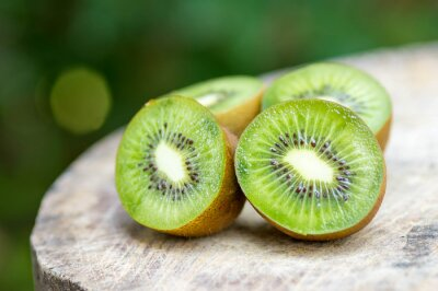 Naklejka Kiwi fruit