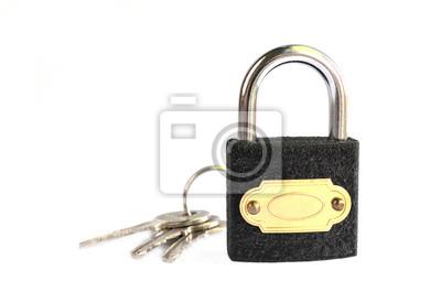 Klucz i kłódkę