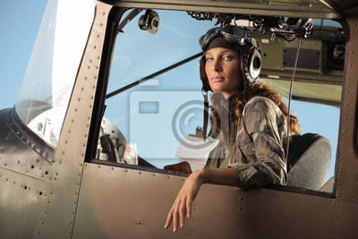 Kobiet Aviator