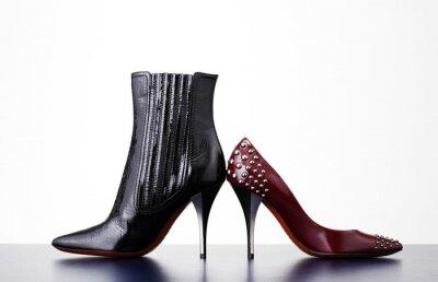 kobieta buty, moda zdjęcia