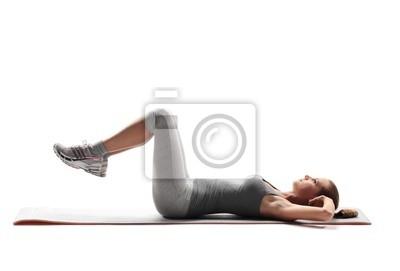 kobieta fitness