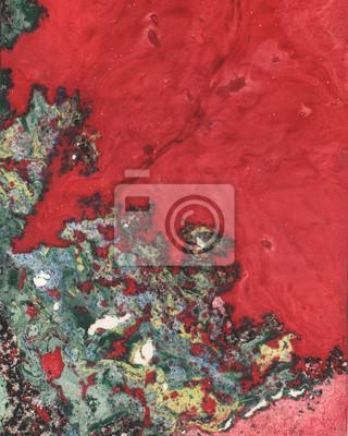 Kolorowe tekstury marmuru