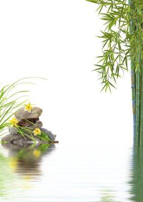 Naklejka Kompozycja zen bien-être détente