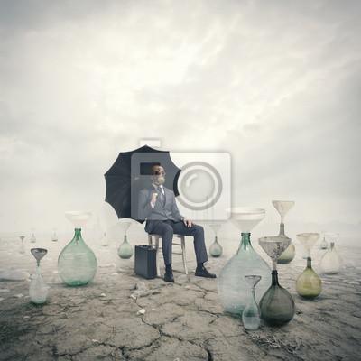 koncepcji globalnego ocieplenia: Szkody w środowisku
