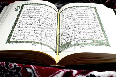 Naklejka Koran