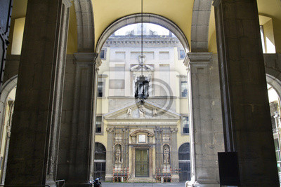 Kościół katolicki w Neapolu