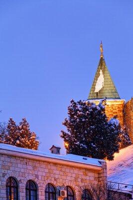 Kościół Ruzica w Belgradzie twierdzy