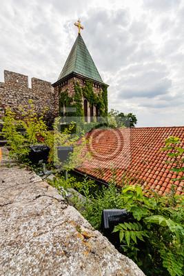Kościół Ruzica w belgradzkiej twierdzy