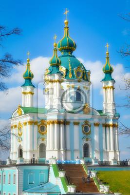 Kościół św Andrzeja w Kijowie