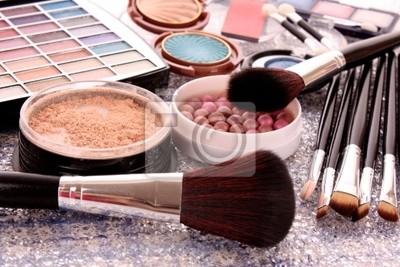 Naklejka kosmetyki