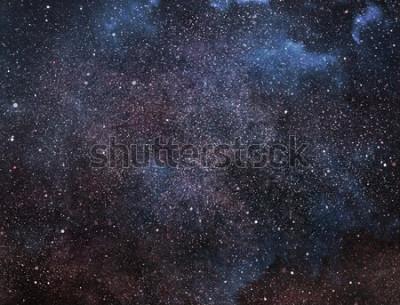 Naklejka Kosmos nieba tło