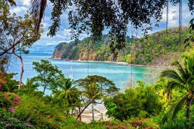 Naklejka Kostaryka