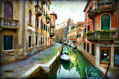 Krajobraz Wenecji