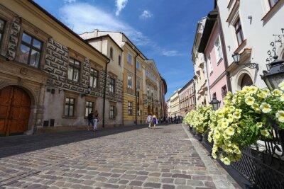 Naklejka Kraków - Stare Miasto