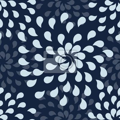 krople abstrakcyjne
