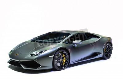 Naklejka Lamborghini Aventador