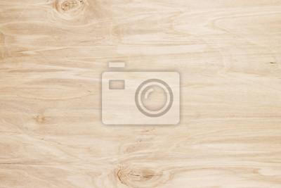 Naklejka Lekka tekstura drewniane deski, tło naturalna drewno powierzchnia
