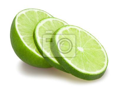 Naklejka Limonka