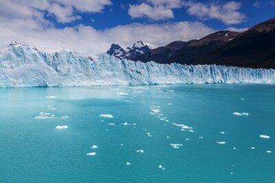 Naklejka Lodowiec w Argentynie