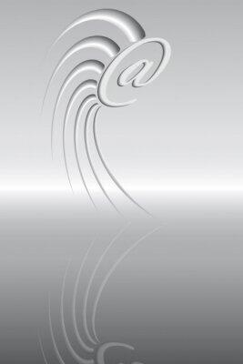 Naklejka Logo do dynamisch
