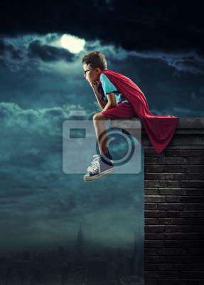 Mała Superhero