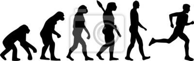 Marathon Runner Evolution