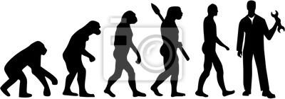 Mechaniczna ewolucja