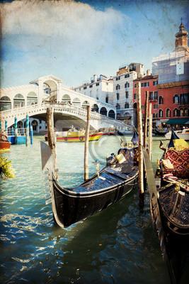 Most Rialto - Wenecja